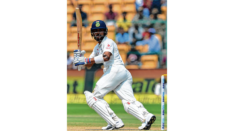 Always wanted to best in the world: Kohli