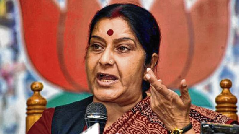 Visa curbs on Indians will also hurt US, says Sushma