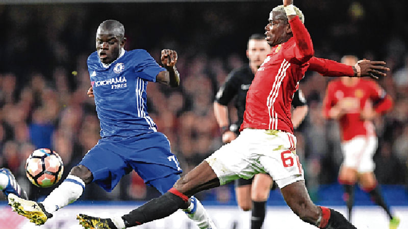 Chelsea beat ManU in FA Cup quarters
