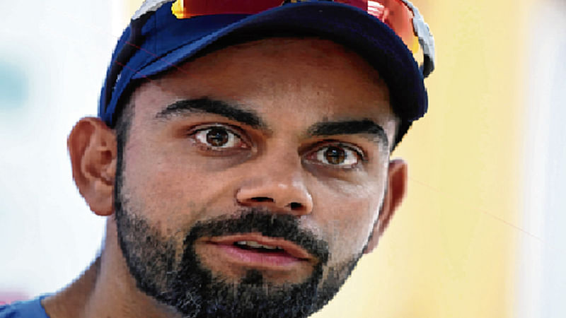 Will Captain Kohli make it to playing XI?