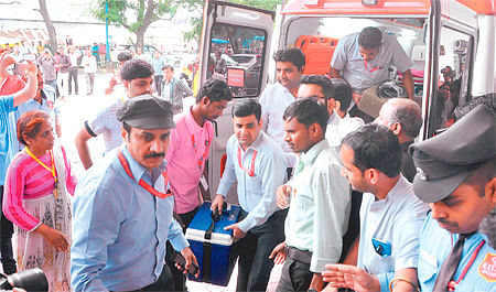 First in state: Successful heart transplant in Indore city
