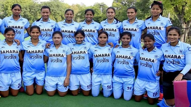 Indian women's hockey team lose to Canada 1-3 in Women's Hockey World League