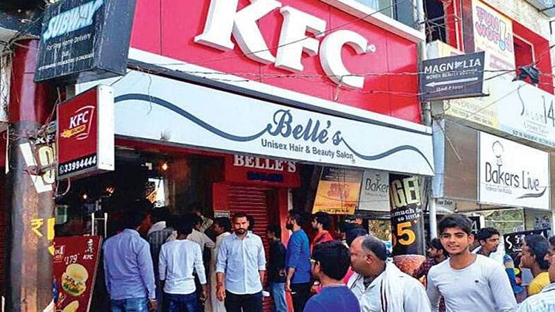 Gurugram: Shiv Sena shuts down shops selling meat products