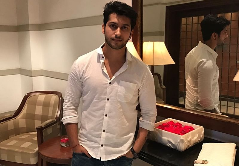 """I am a greedy actor and want to better myself with every project"", says Namish Taneja"