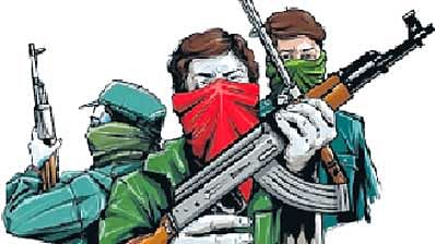 7 hardcore Naxalites surrender in Gadchiroli prior to polls