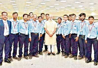 Prime Minister dedicates OPAL plant to the nation