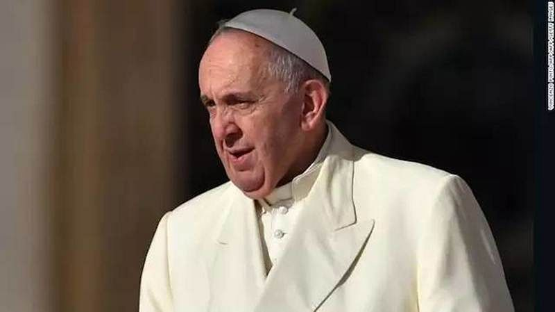 Pope praying for Hurricane Irma, Mexico earthquake victims