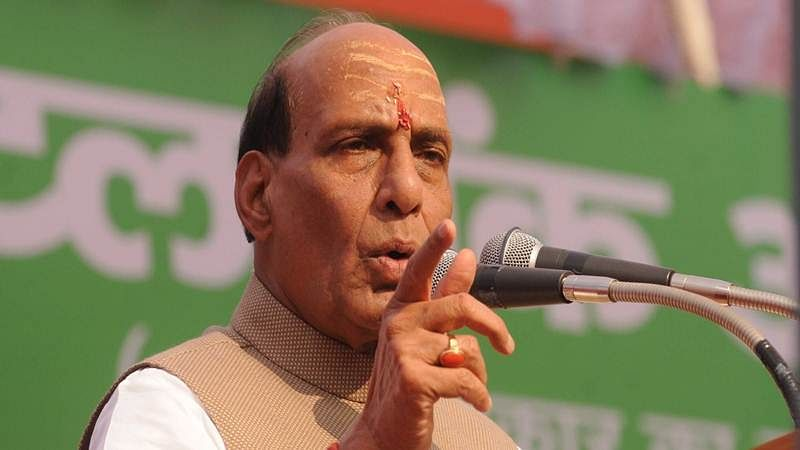 Rajnath Singh urges citizens to vow to promote Hindi across the globe