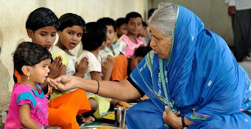 Noted social worker Sindhutai Sapkal to be awarded 'Narishakti Puraskar'