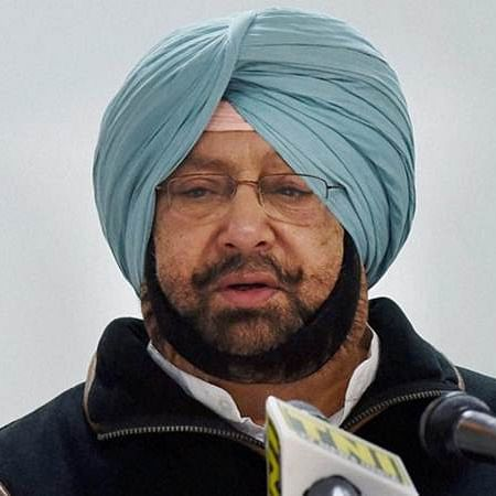 Navjot Singh Sidhu always does what he likes, let him do what he wants: CM Amarinder Singh