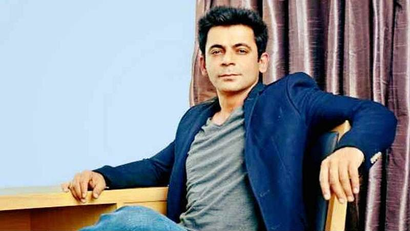 Want to surrender myself to good work, people: Sunil Grover