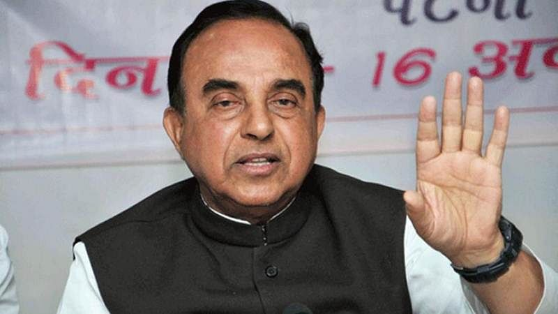 'BJP-mukt Bharat could be a reality': Swamy tells saffron party to fix economy ASAP