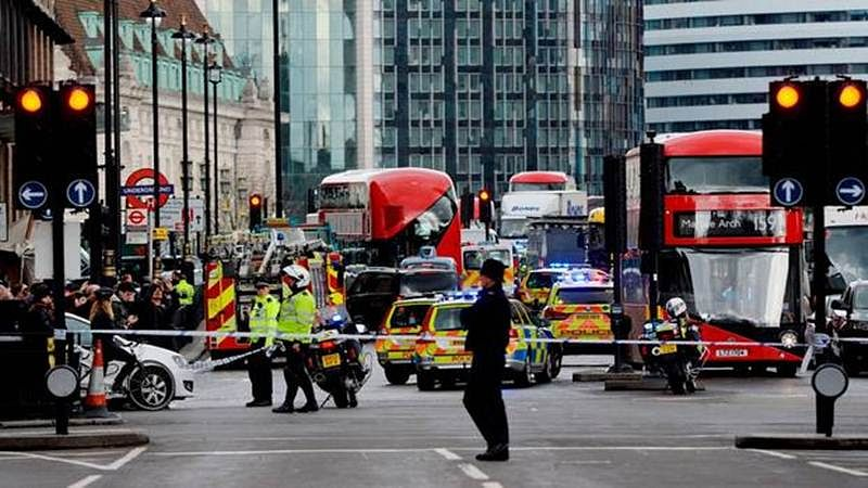 U.K. Parliament attack: Death toll rises to five, at least 40 injured