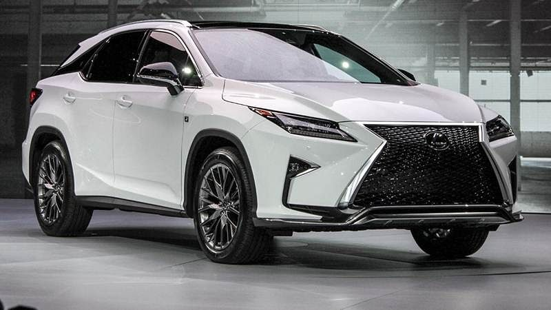 Lexus unveils new RX 450hL in India priced at Rs 99 lakh
