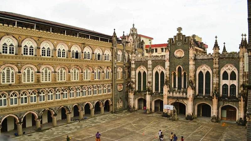 Mumbai colleges not on the top educational institutes in the country list, St Xavier's at 40th