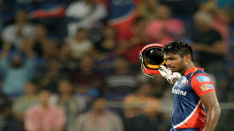 Sanju Samson reacts to snub from T20I squad, posts smiling emoji