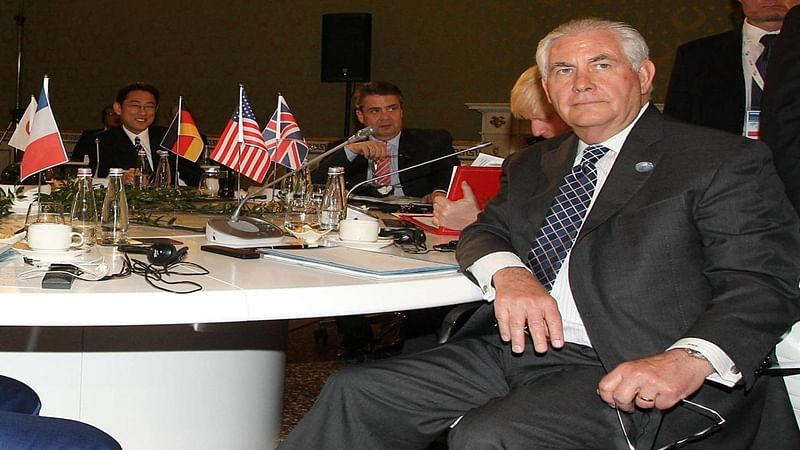Tillerson: Russia must choose between Assad and the US