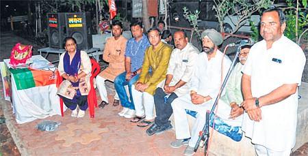 Ujjain: Several programmes mark 38th BJP foundation day celebrations