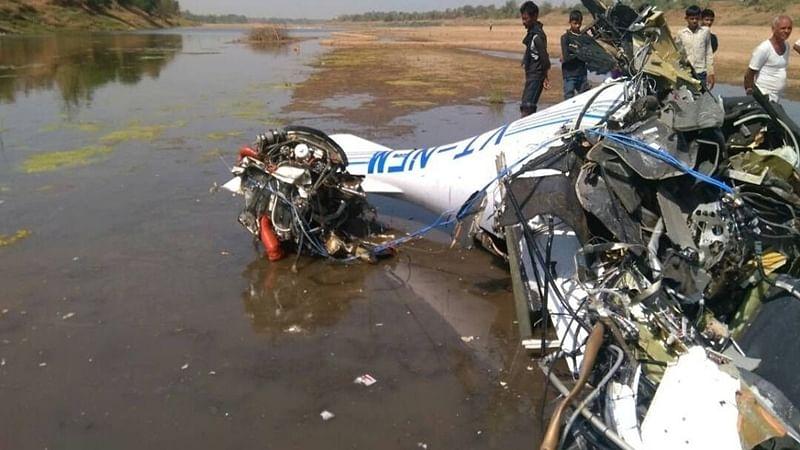 Pilot, trainee from Mumbai killed in crash near Gondia