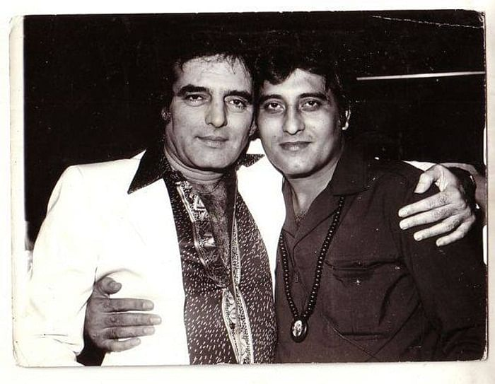 When death united 'Qurbani' stars Vinod Khanna and Feroz Khan