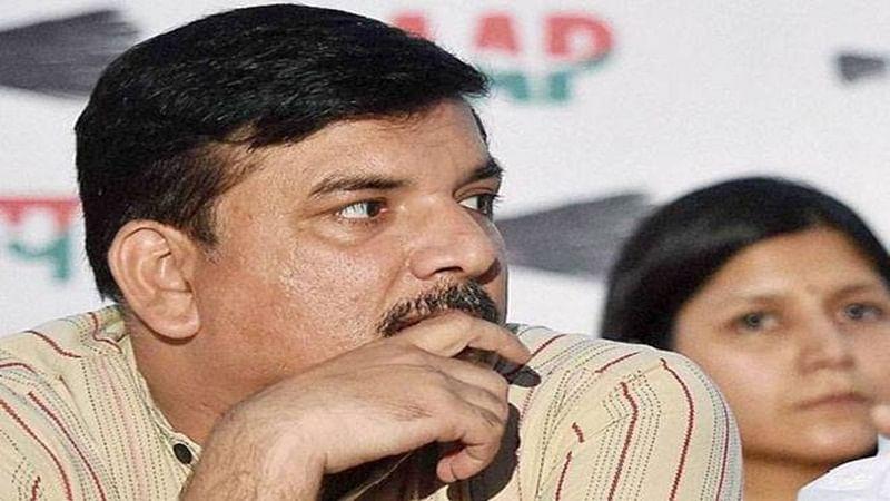 BJP was always anti-poor and anti-people: AAP MP Sanjay Singh