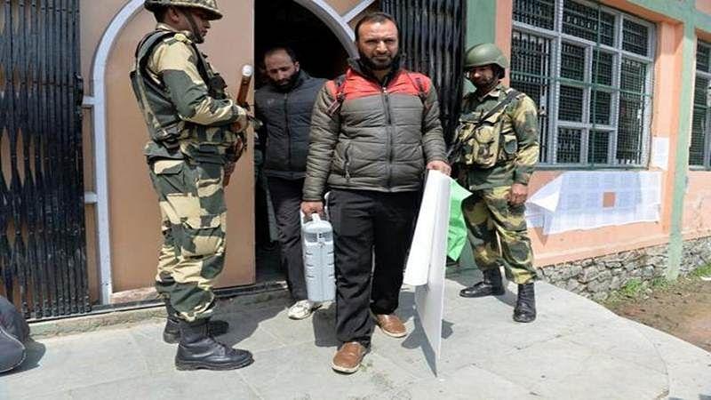 Election Commission postpones Anantnag Lok Sabha bypoll to May 25