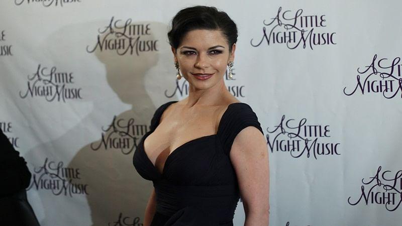 TV offers juicy roles for women over 40, says Catherine Zeta-Jones