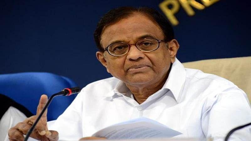 "Simultaneous polls an ""election jumla"": P Chidambaram"