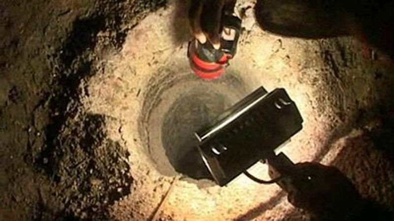 UP: 7-year-old girl stuck in borewell