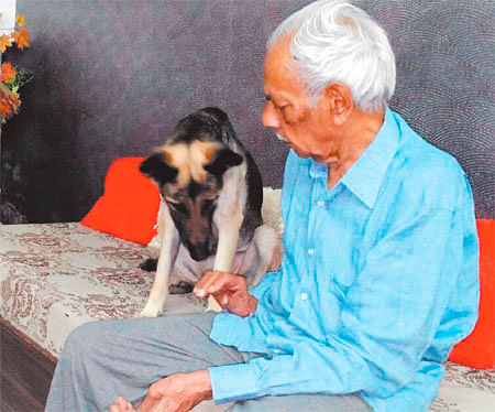 Indore: Bonding with 'Brandy ' helps her beat depression