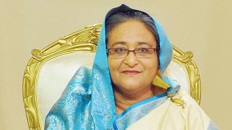 Bangadesh President invites Sheikh Hasina to form government