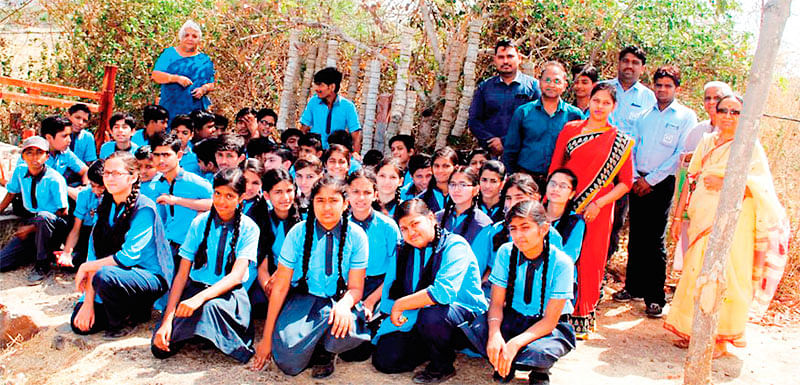 Indore: McGilligan Centre propagates freedom from waste, pollution