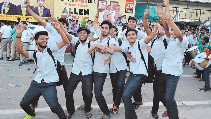 JEE Mains: All four city toppers are boys