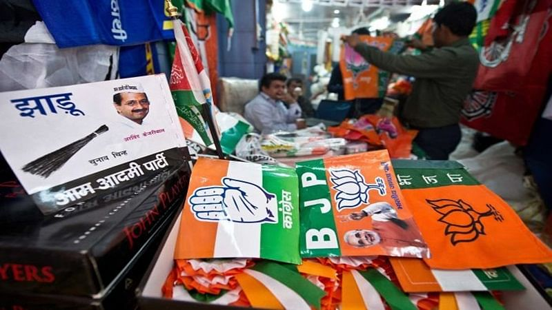 BJP, AAP, Congress leaders step up campaign for MCD polls