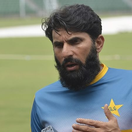 Pakistan head coach Misbah-ul-Haq opens up on his salary, which is 70 percent less than Ravi Shastri's