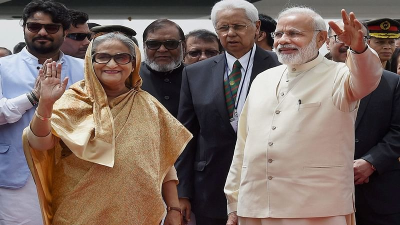 FPJ Edit: Welcome warmth in  Indo-Bangla ties despite irritants
