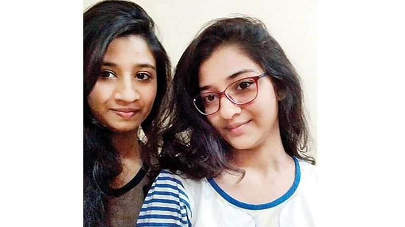 Mumbai: Siblings go on protest walk at Marine Drive to save them from parents