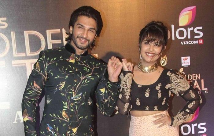 'Sasural Simar Ka' fame actors Manish and Avika Gor open up about their relationship