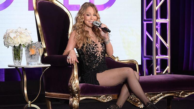 Mariah Carey announces new album