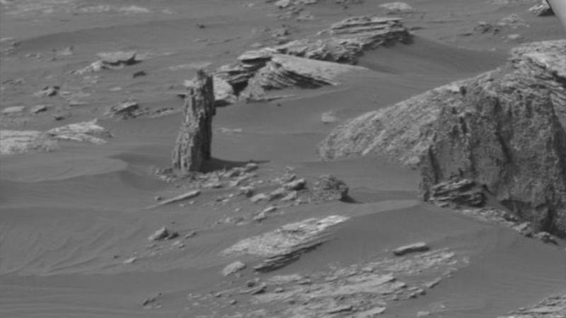 NASA spacecraft explored edges of Martian sea 2 decades ago