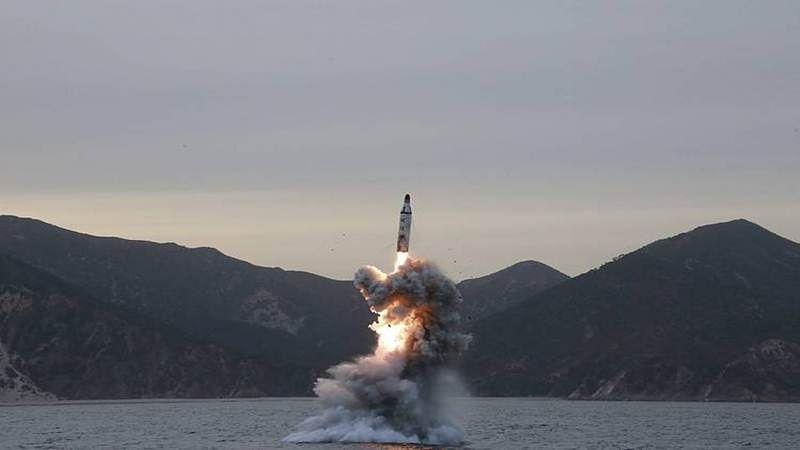 North Korea test fires intermediate range ballistic missile: US