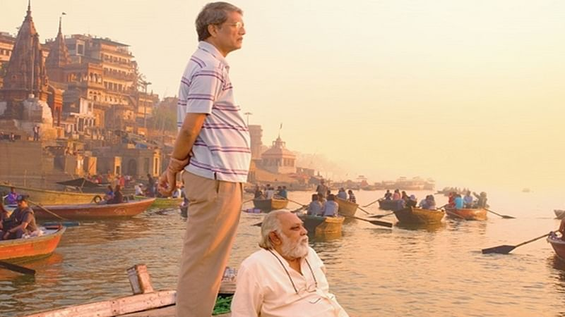 Mukti Bhawan Movie Review: A masterpiece that dares to smile at death