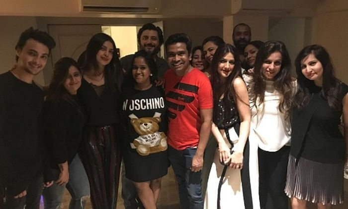 In Pictures: Priyanka Chopra's good times with friends in Mumbai