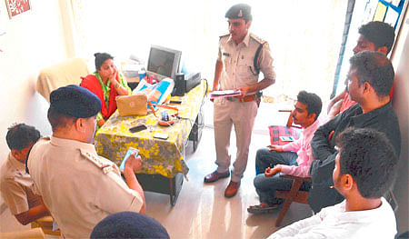 Indore: Panic grips colony after lady trainer's murder