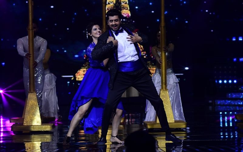 RJ Pritam Singh And Amanjjot shine in Nach Baliye 8!