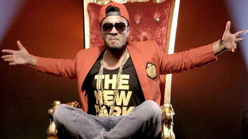 Indian rappers are getting respect, says Raftaar