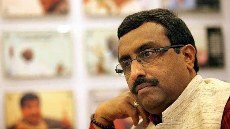 No rift between BJP & PDP: Ram Madhav