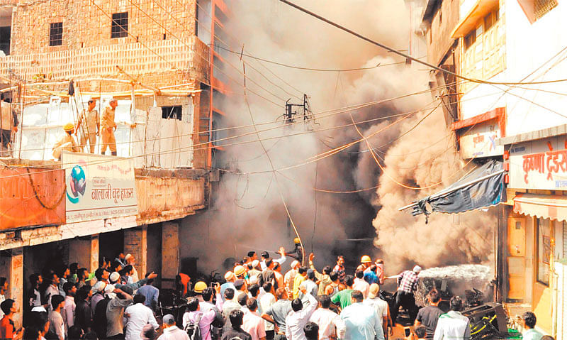 Indore: 'Admin, traders equally responsible for Ranipura incident'