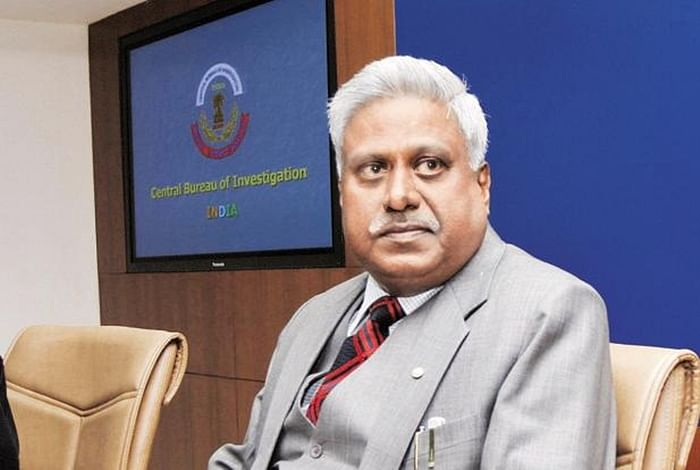 CBI files FIR against Ranjit Sinha in coal scam