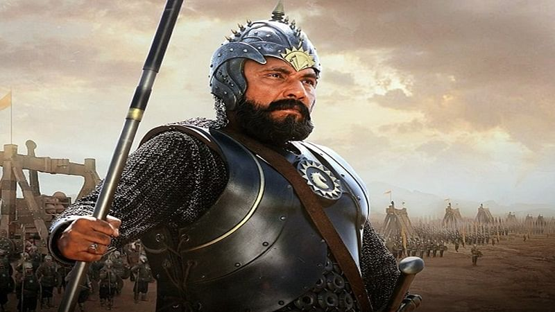 Sathyaraj aka Katappa is causing trouble for 'Baahubali' again. Here's how